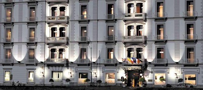 Grand Hotel Parker's – Naples, Italy