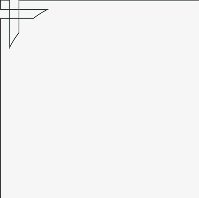 Black Simple Line Frame Png Black Black Clipart Border Border Texture European Png Text Png Text Frame