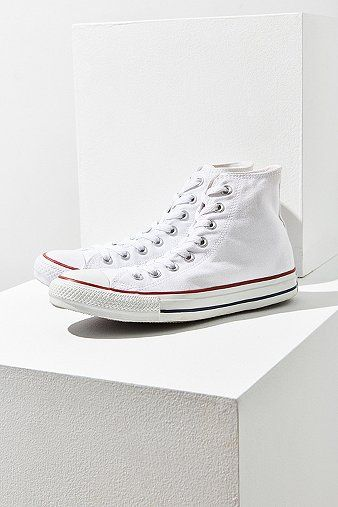 """awesome Converse - High-Tops """"Chuck Taylor All Star"""" in Weiß - Damen 37.5"""