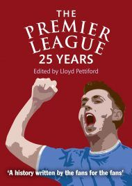 """The Premier League charts each of the 25 seasons with the story of how the titles were won and the players who starred. From 2011/12's incredible finale, to Arsenal's """"Invincibles"""", as well as each of Manchester United's record 13 triumphs, find out more about the rich history of the Premier League.  The book also includes fan sections for every single one of the clubs that has appeared in the League, with greatest moments and greatest players, as well as the worst!"""