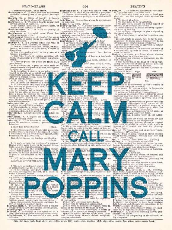 Keep calm and call Mary Poppins