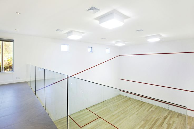 Squash Court Luxury Holiday Home