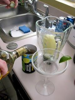 The best margarita recipe when making a large pitcher. Perfect for a party!