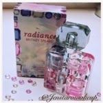 Jenstaromakeup: Review: Britney Spears Radiance Perfume
