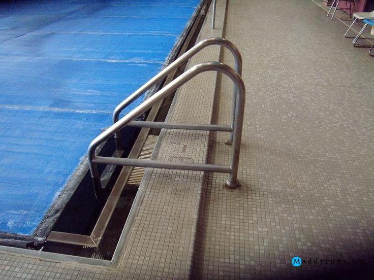 Delighful Above Ground Pool Steps For Handicap Ladder Installation And  Design Inspiration