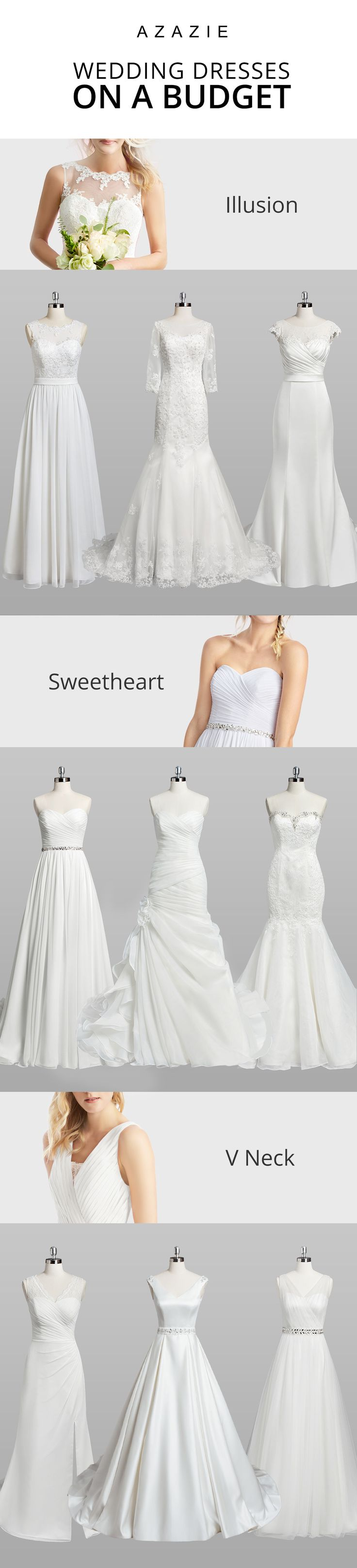 403 best Azazie Collection images on Pinterest | Casamento, Wedding ...