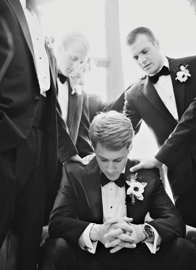 prayer before the ceremony | Nancy Ray