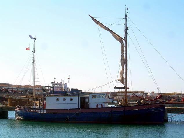 barco ingles arenque sans peur povoa varzim 2012 a