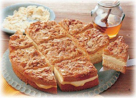 Flinke Biene (Bienenstich) Rezept | Dr.Oetker