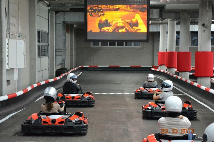 Gokarts in Krakow. Come and enjoy with your friends to experience where you control the speed. http://partykrakow.co.uk/stag-weekends-krakow/action-driving/go-karting/