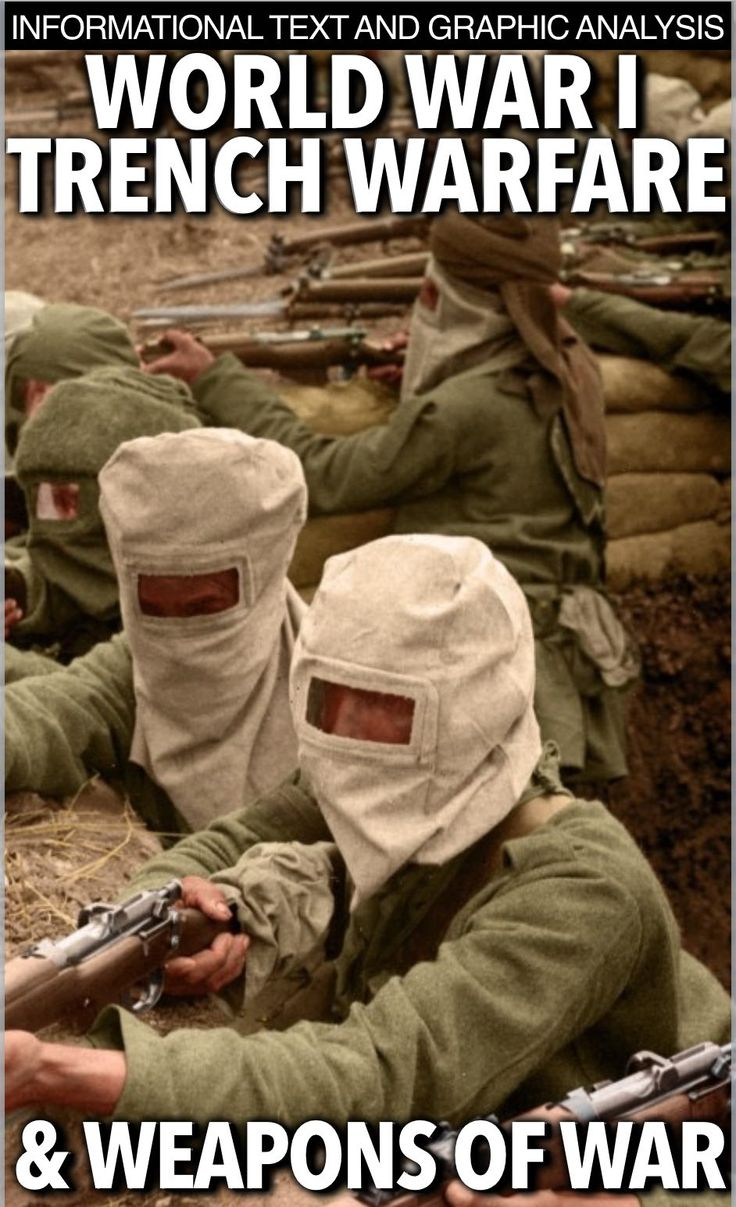 world war one - trench warfare - describing the horrific conditions essay Essays related to trench warfare: life in the trenches their were various tactics used in world war one to fight trench warfare trench warfare conditions.