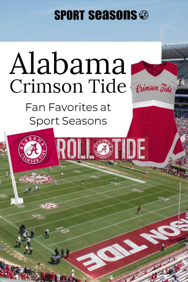 5839f7ada4c4c Show off that Alabama Crimson Tide team spirit! #RollTideRoll ...