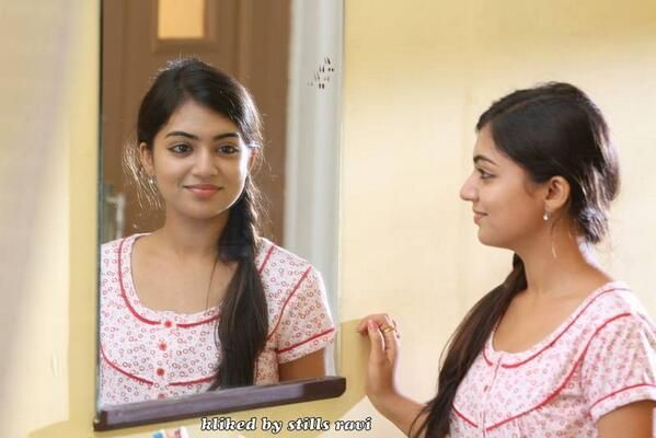 Nazriya Nazim in Thirumanam Ennum Nikkah Movie