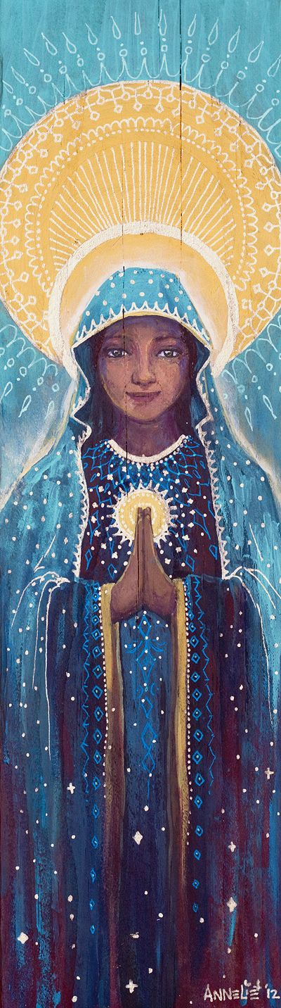 Virgin/Mother Mary