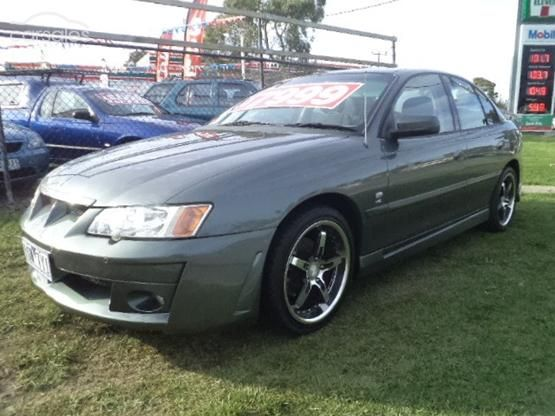 2004 Holden Commodore Acclaim VY II Auto-$6,990*
