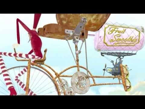 Cirkus Productions (based in Auckland New Zealand) created this animated tvc for Leo Burnett Sydney.  Director: Christian Greet  Producer: Marko Klijn  Art director: Kieran Antill