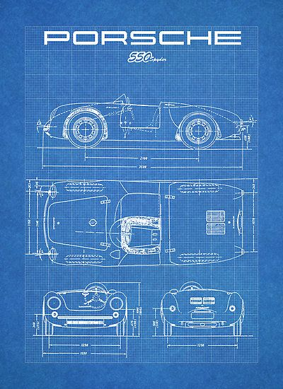 52 best patent art posters and more for sale on redbubble images porsche 550 spyder diagram vintage racecar blueprint 911 356 malvernweather