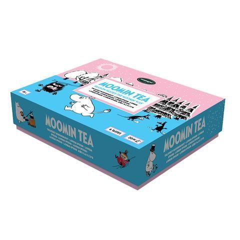 Bagged Moomin Tea - Season tastes
