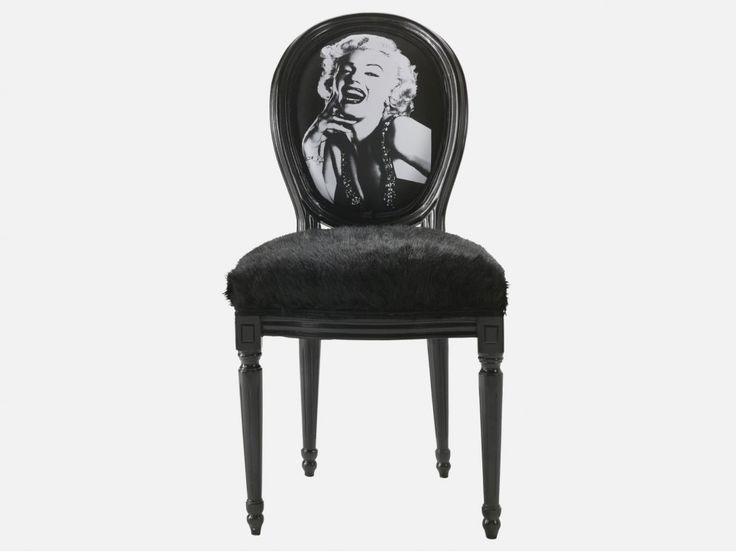 Krzesło Louis VIII od Kare Design — Krzesła — sfmeble.pl