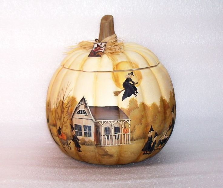 Top 524 Ideas About Halloween Decorative Painting On