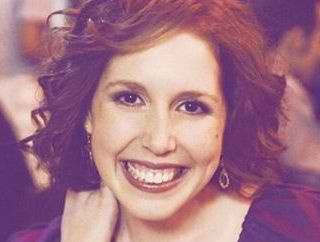 Vanessa Bayer...cast member of SNL 2010 - present.