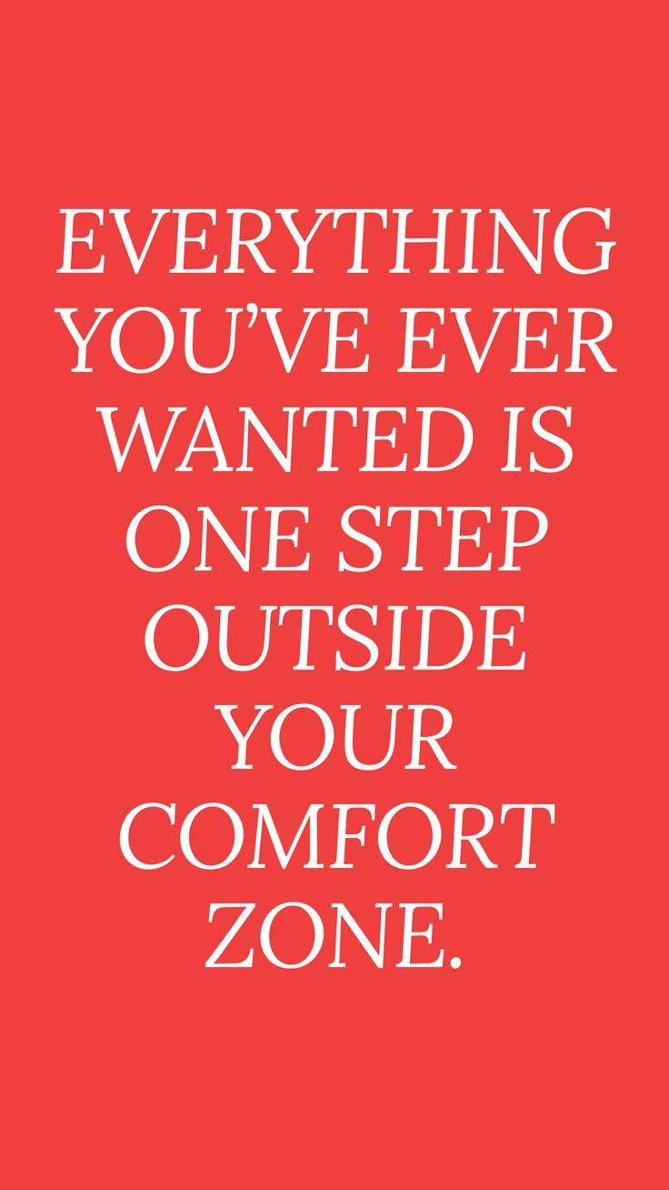 Motivational Quotes Quotes About Progress And Growth Comfort Zone