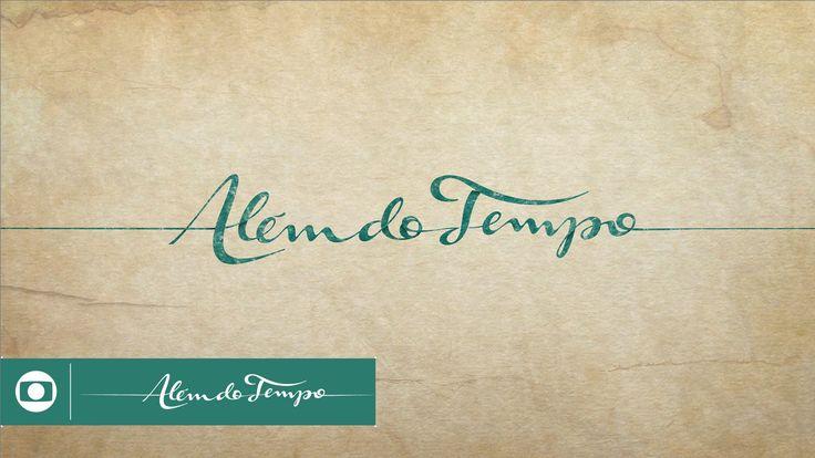 REDE ALPHA TV | ALÉM DO TEMPO | A REGRA DO JOGO: ALÉM DO TEMPO | Carinho Da Condessa Por Lívia Emoc...