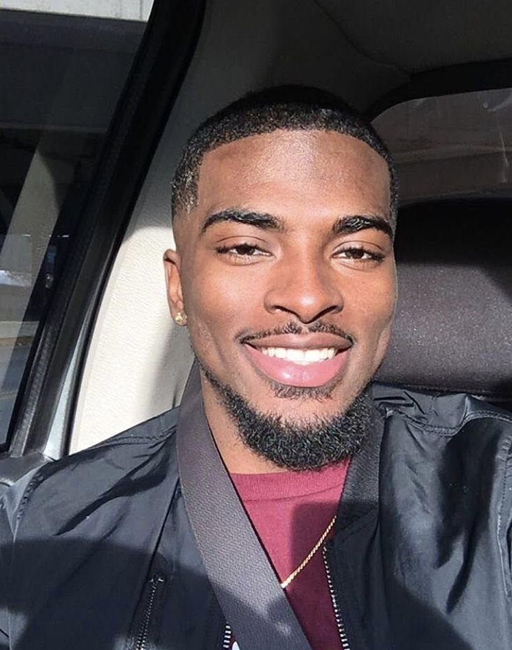 Image result for Picture of a smiling black man