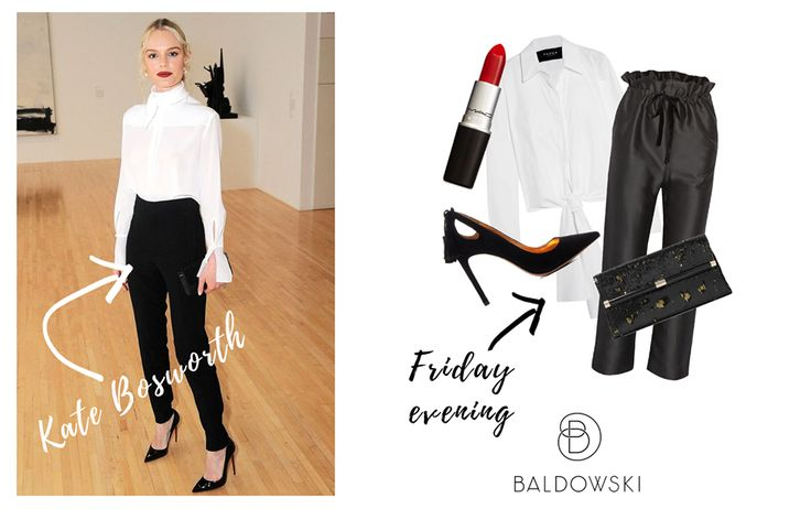 Get inspired by Baldowski  #katebosworth #totallook #shoes #shoelover #ootd #fashion #ootdinspiration