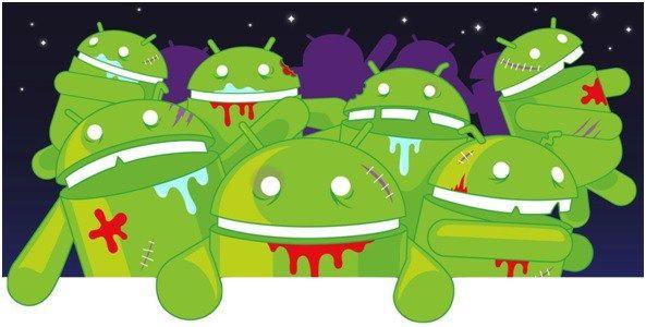Más de 20 mil aplicaciones Android podrían estar infectadas con un nuevo virus imposible de borrar  No es primera vez que los dispositivos Android se ven afectados por códigos maliciosos. Pero al parecer esta vez la cosa es peor y es que posiblemente más de 20 mil aplicaciones para Android podrían estar infectadas con un nuevo virus el cual se cree es imposible de borrar.    Fuente de la imagen: http://soytecno.com/            La compañía de seguridad móvil lookout ha publicado recientemente…