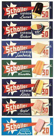 Werbung 1961 Reklame