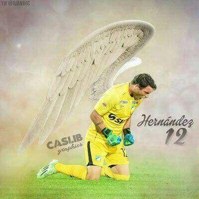 Un Feliz cumpleaños para nuestro portero Ernesto Hernández. #DeportivoCali  #VamosUruguayo #VamosCali