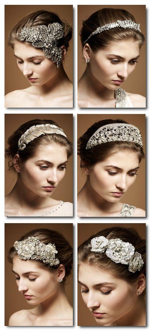 Jenny Packham Bridal Headpieces