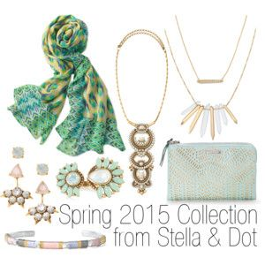 Stella. & Dot has all the must haves for Spring!