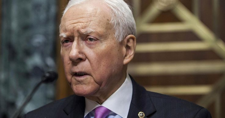 Senator Orrin Hatch is calling for a boost to retirement plan contributions for the over 50 crowd, but you'll have to pay taxes upfront.
