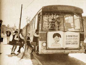 URBATORIVM: HISTORIA DE AMOR Y ODIO AL SISTEMA DE LOCOMOCIÓN COLECTIVA