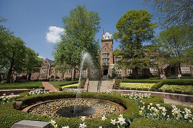 Bethany College in West Virginia