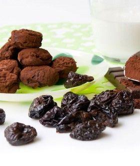 Δαμάσκηνα γεμιστά με σοκολάτα
