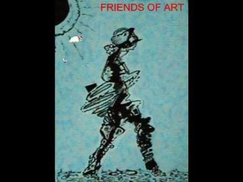 Velvet Art  F.T.R / FRIENDS OF ART / VAN -K GEO