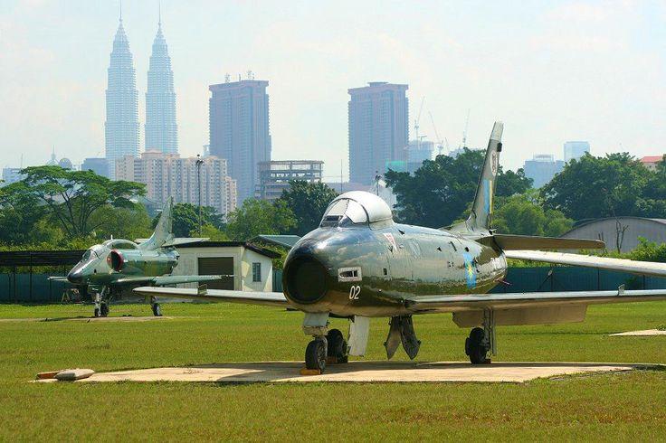 Royal Malaysian Air Force Museum situated at Kuala Lumpur Airbase