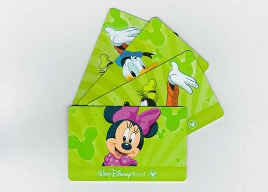 Pre-Order Disney Theme Park Tickets at Shades of Green