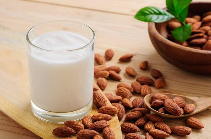 Unsweetened almond milk is free of saturated fat, cholesterol, and is lower in calories than most milks. Try some today!