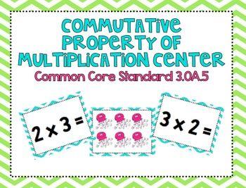 commutative property of multiplication center commutative property multiplication and math. Black Bedroom Furniture Sets. Home Design Ideas