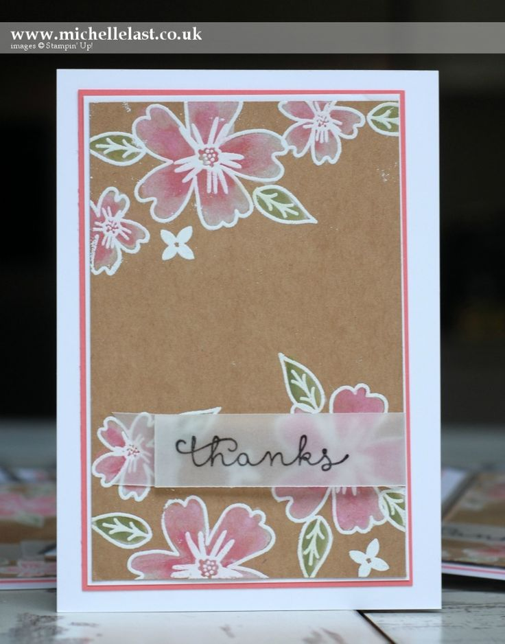 224 best  thank you cards  images on Pinterest | Cards ...