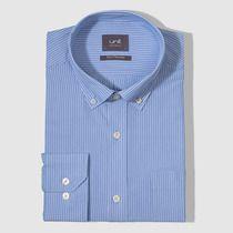 Camisa de hombre Unit Raya doble