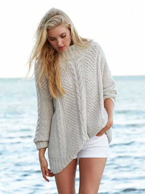 Gstaad Lite Sweater HANIA by Anya Cole SS 16 on Gorsuch.com