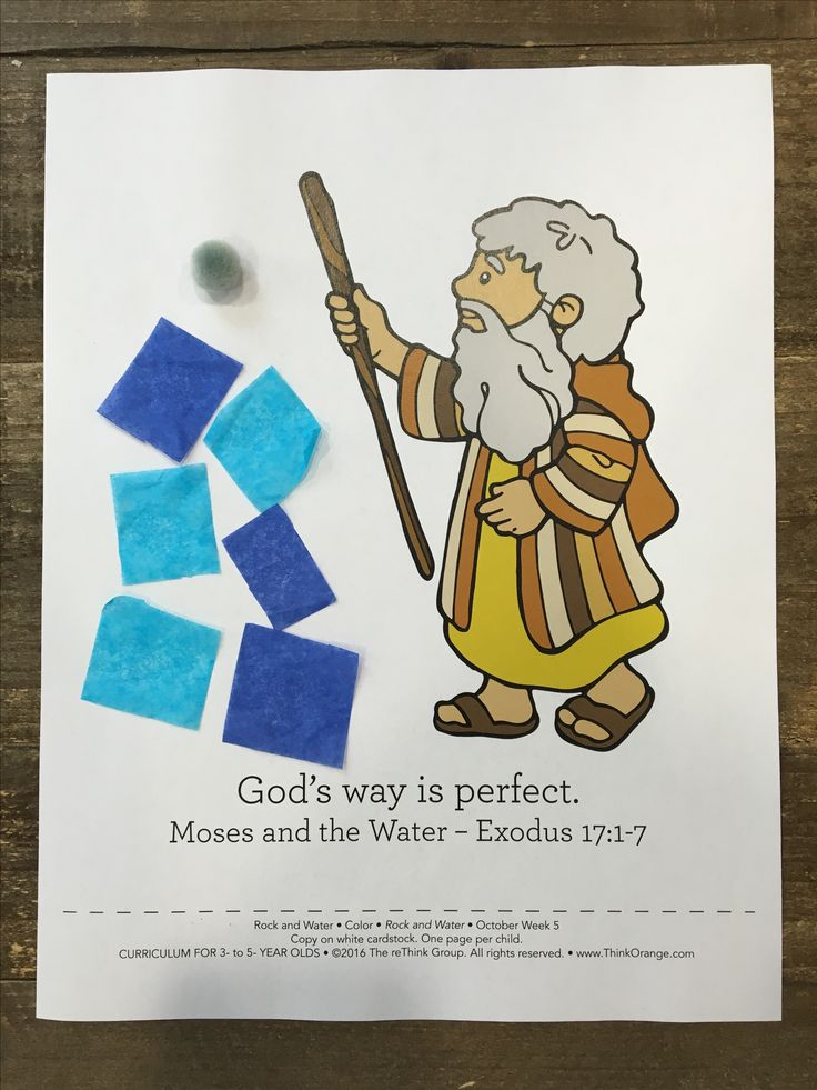 25 Best Moses