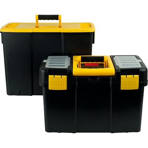 Trademark Global, Inc. Stackable Mobile Tool Box with Wheels