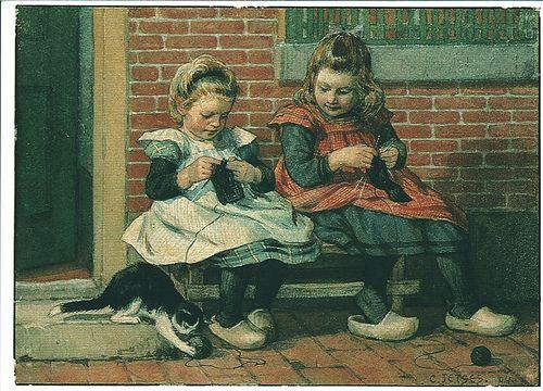Cornelis Jetses, Ot en Sien
