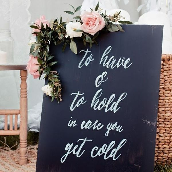 The 20 Best Winter Wedding Details We Ve Ever Seen